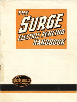 The Surge Electric Fencing Handbook