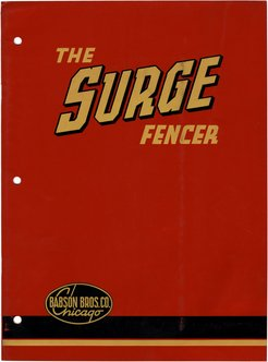 The Surge Fencer