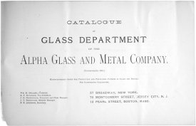 Alpha Glass and Metal Co