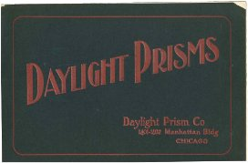 Daylight Prisms