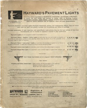 Haywards Ltd Catalog
