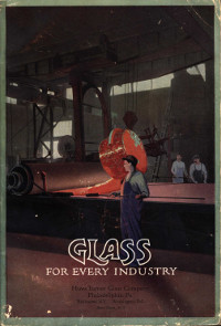 Glass for Every Industry · Hires Turner · 1919