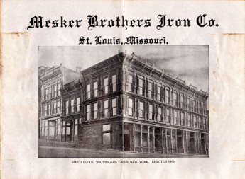 Mesker Brothers Iron Co: 24th Edition General Catalog